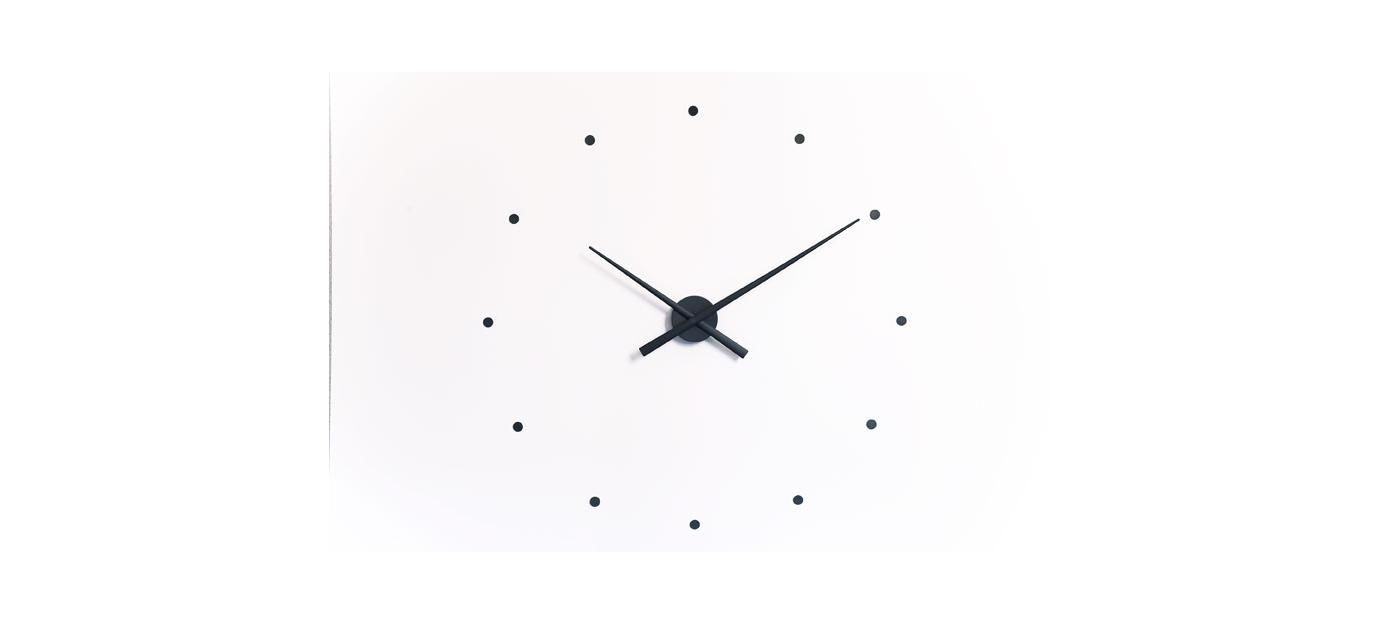 Часы Oj Black (черный)