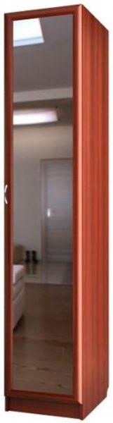 """Многофункциональный шкаф с зеркалом С 409/1 Г - мебельная фабрика """"Волхова"""""""