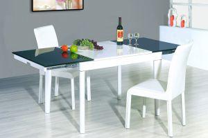 Столы и стулья:Обеденные столы:Cтол-трансформер обеденный 6015Т раздвижной