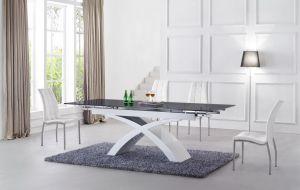 Столы и стулья:Обеденные столы:Стол-трансформер обеденный ALF-25 раздвижной