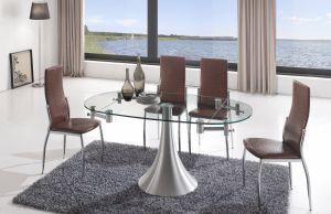 Столы и стулья:Обеденные столы:Стол-трансформер обеденный T-017 раздвижной