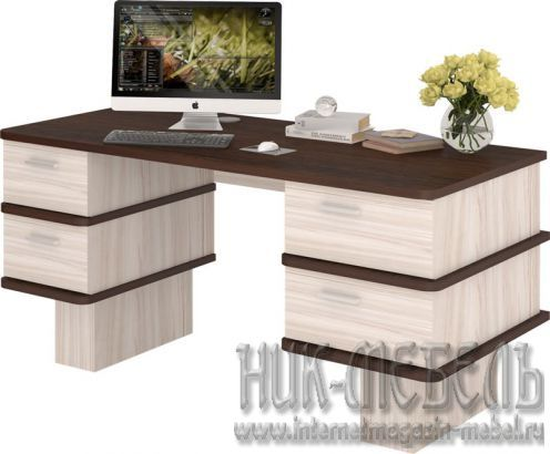 Мэрдэс-Письменный стол СД-25С