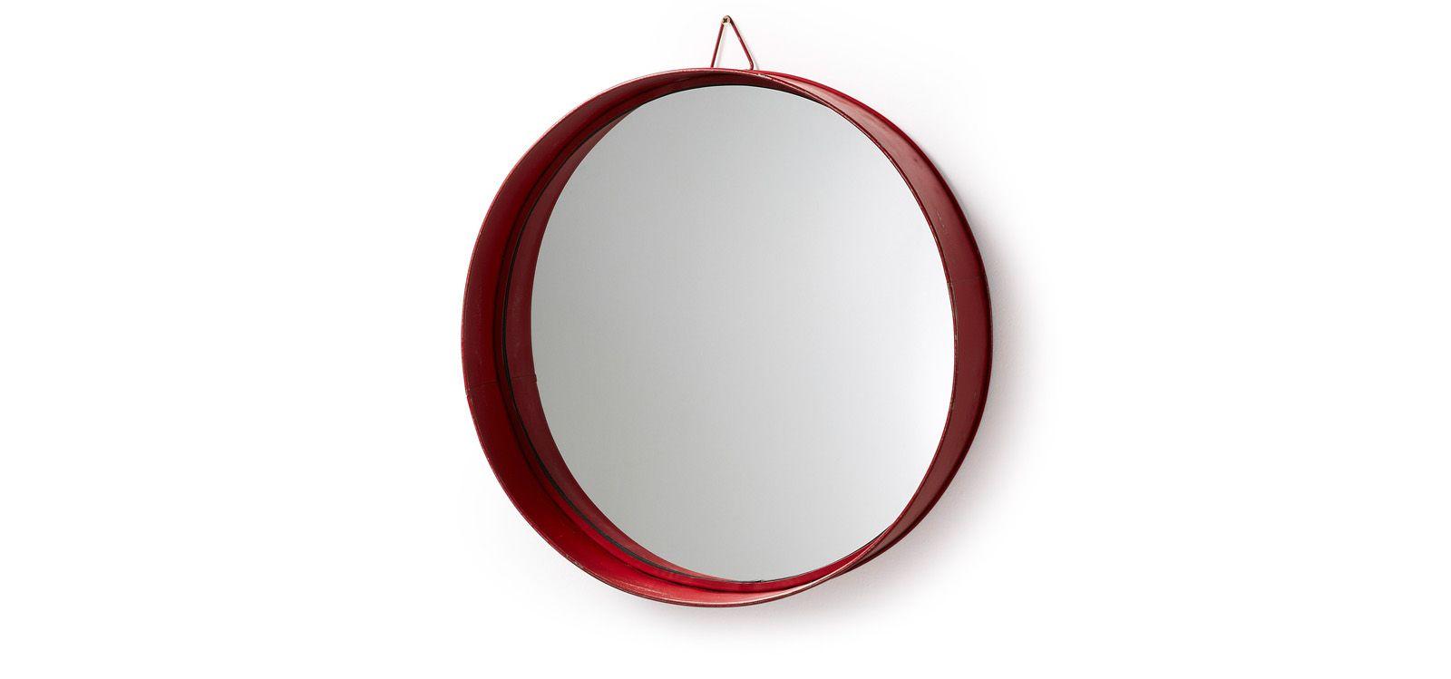 Круглое зеркало Odissa