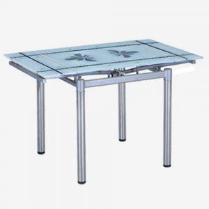 Столы и стулья:Обеденные столы:Обеденный стол-трансформер ET-80 раздвижной