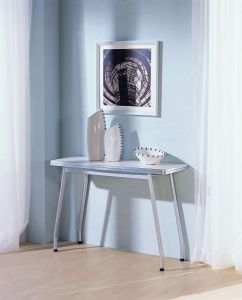 Столы и стулья:Обеденные столы:Раскладной обеденный стол-консоль В2259