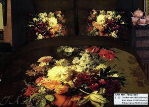 Постельное белье из сатина CS01-967-1-70(018)