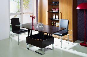Столы и стулья:Столы трансформеры:Cтол трансформер B2218 венге