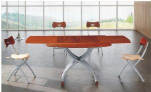 Столы и стулья:Столы трансформеры:Cтол трансформер B2110 вишня