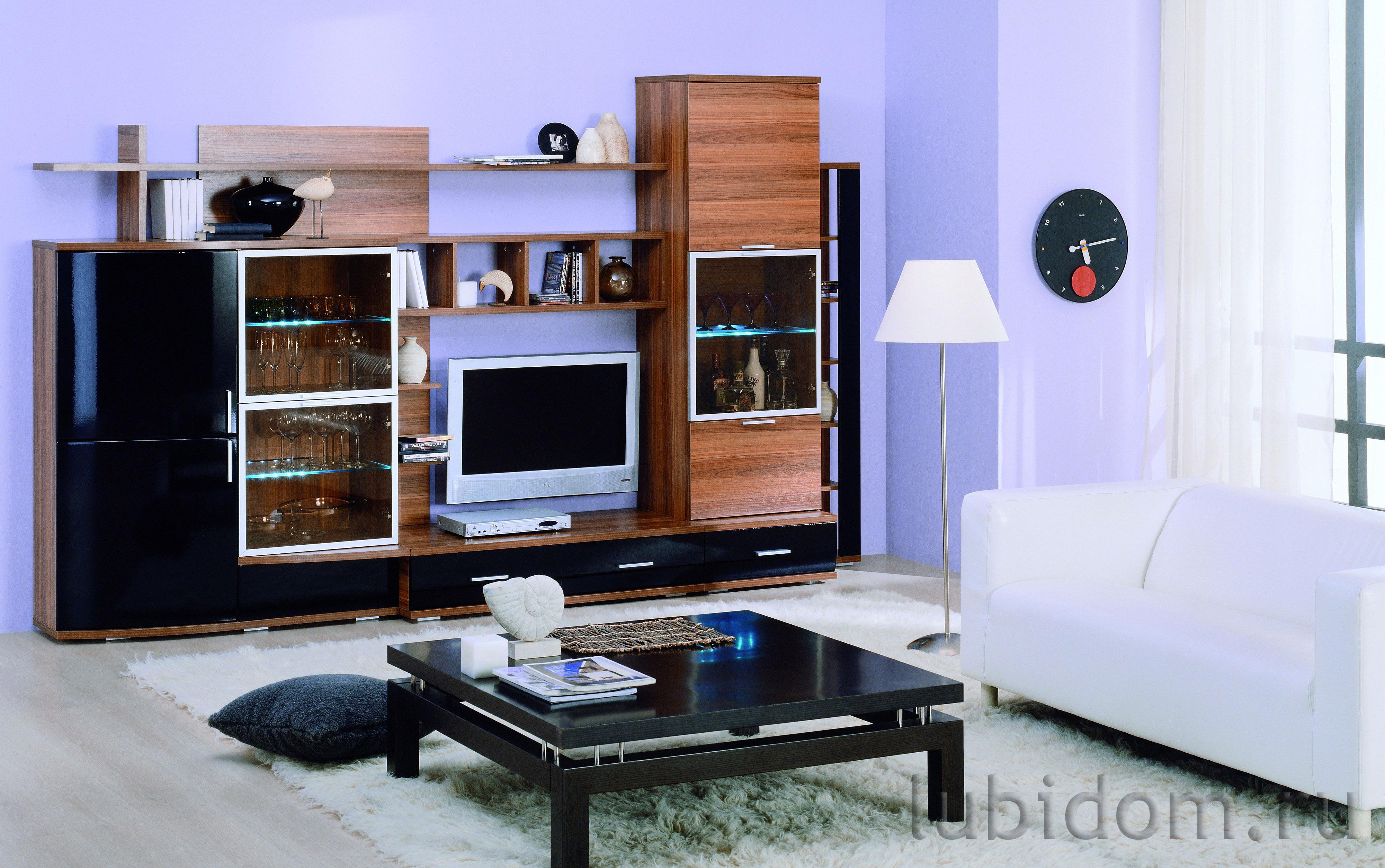 Мебель для гостиной «Рио»