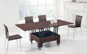 Столы и стулья:Столы трансформеры:Cтол-трансформер B2202 венге