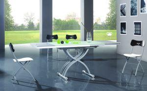 Столы и стулья:Столы трансформеры:Cтол-трансформер B2109 белый