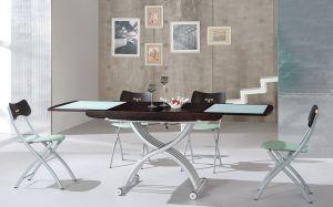 Столы и стулья:Столы трансформеры:Cтол трансформер B2138 венге