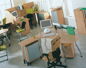 Мебель для персонала  Orgspace