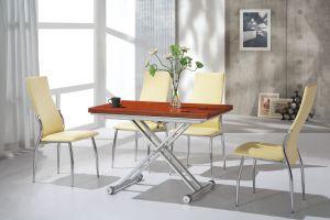 Столы и стулья:Столы трансформеры:Cтол обеденный трансформер B2166 (вишня) раскладной