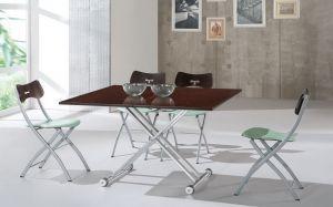Столы и стулья:Столы трансформеры:Cтол трансформер B2166 венге