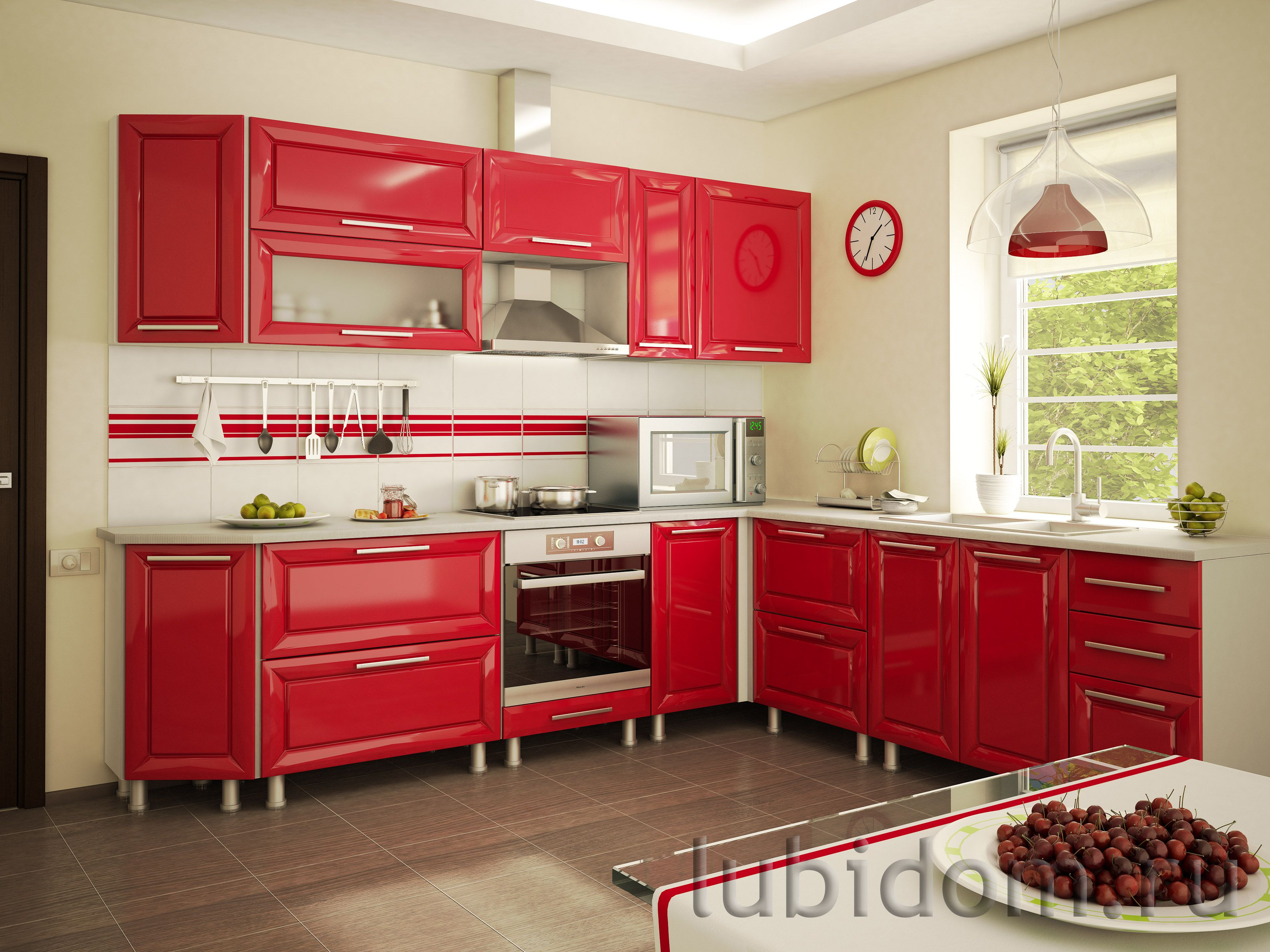 Кухня «Анастасия» тип 3