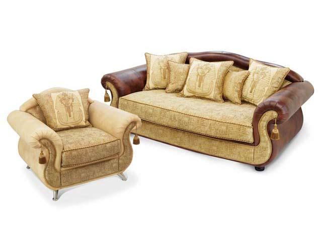 Диван-кровать и кресло МИРАЖ