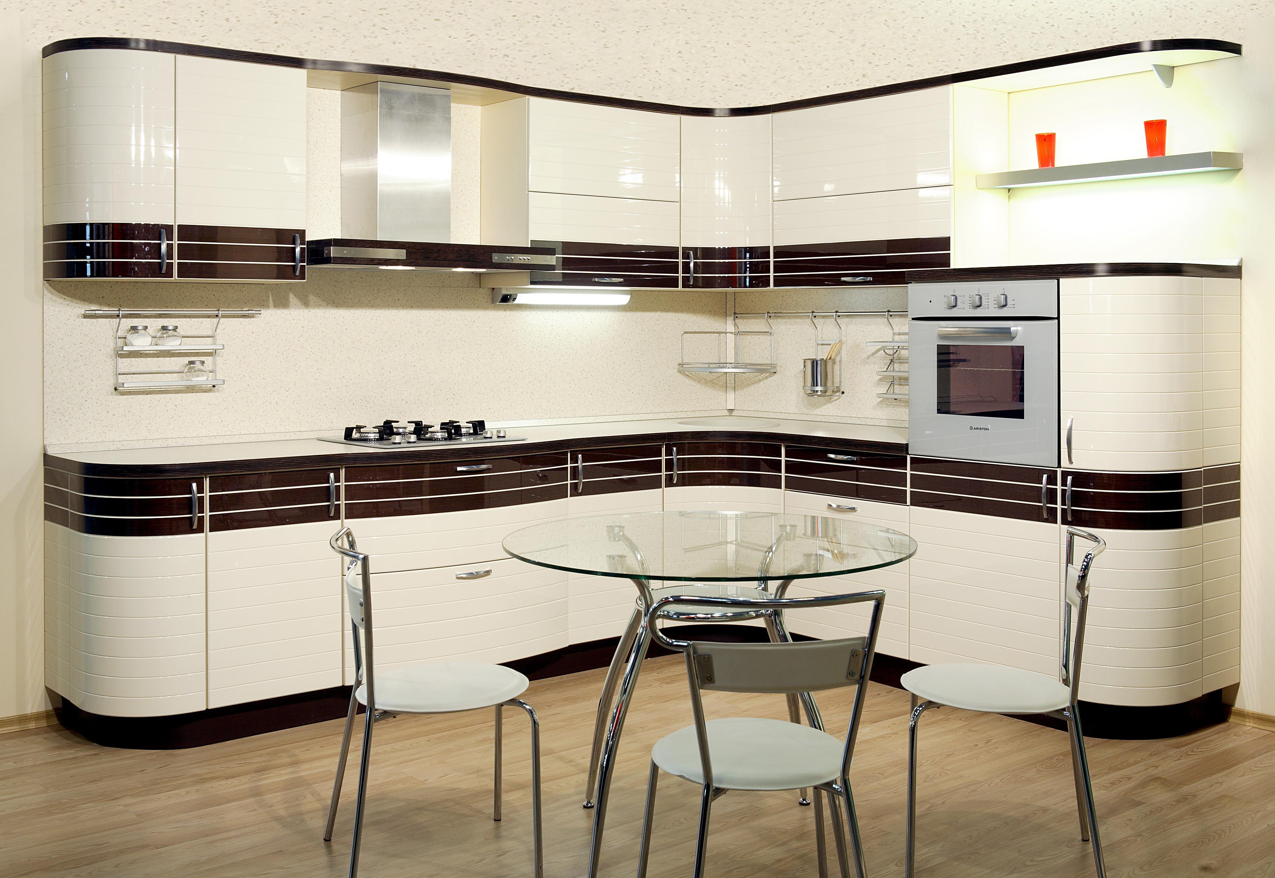 Фото каталог мебели для кухни: тут и угловые и маленькие и белые и черные к