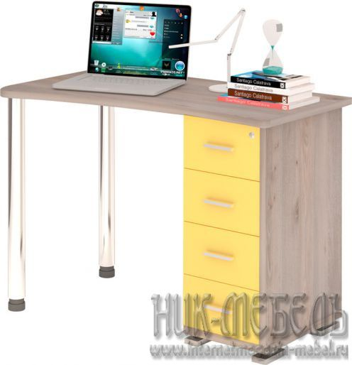 Мэрдэс-Письменный стол (компьютерный) СКМ-50