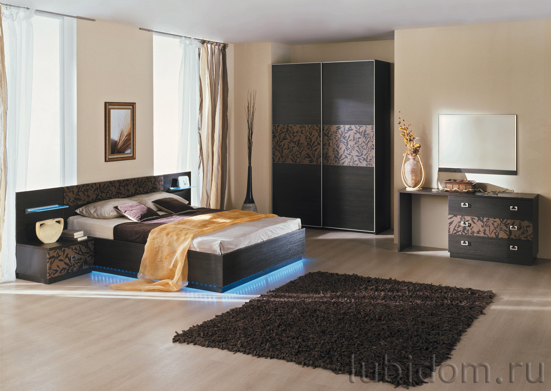 Мебель для спальни «Николь»
