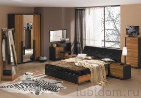 Мебель для спальни «Стефани»