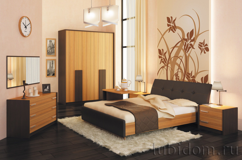 Спальня «Стефани 1»