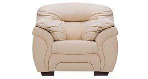 Кресло кожаное Бристоль