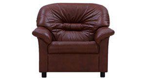 Кресло кожаное Честер