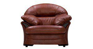 Кресло кожаное Ланкастер