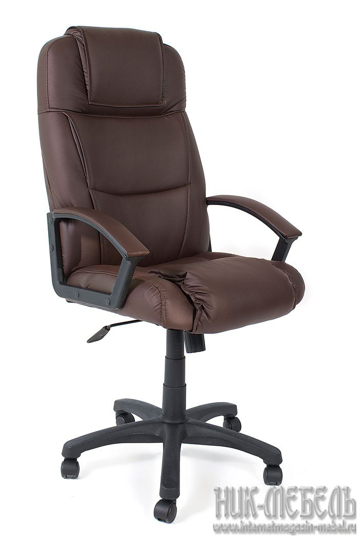 TetChair -Кресло компьютерное Бергамо (Bergamo)
