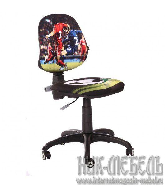 ДИК-Детское компьютерное кресло Футбол