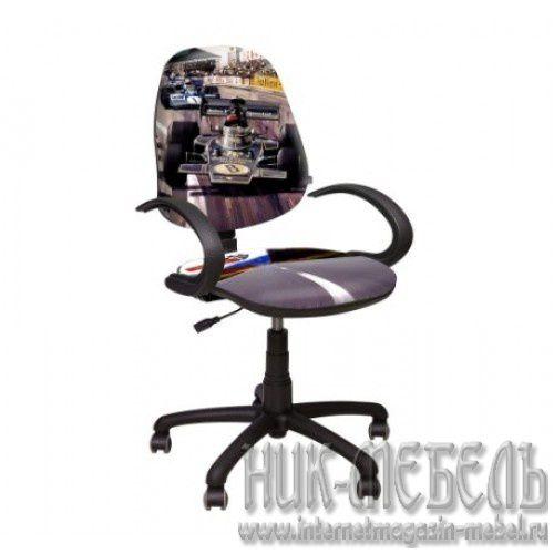 ДИК-Детское компьютерное кресло Поло 50-АМФ-4, Гонки