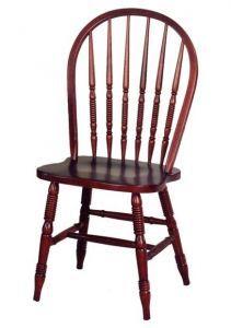 Столы и стулья:Стулья для кухни:Стул CCKD - 220 S HN GLAZE (Темный орех)