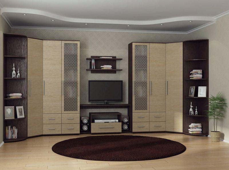 Модульная гостиная Карина-4