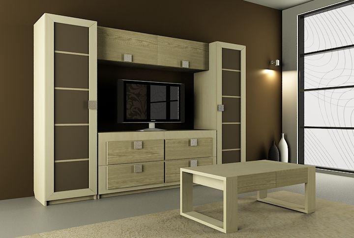 Модульная гостиная Александрия-2