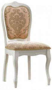 Столы и стулья:Стулья для кухни:Стул PR-SC Princess Butter White