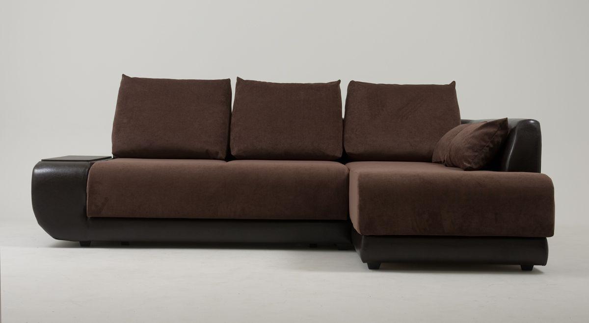 Нью-Йорк (Поло) Textile Brown
