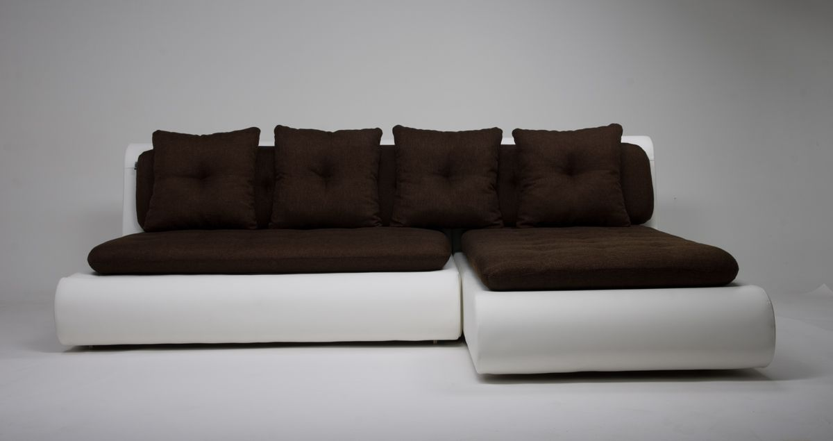 Скандинавия (Кормак) Textile Brown