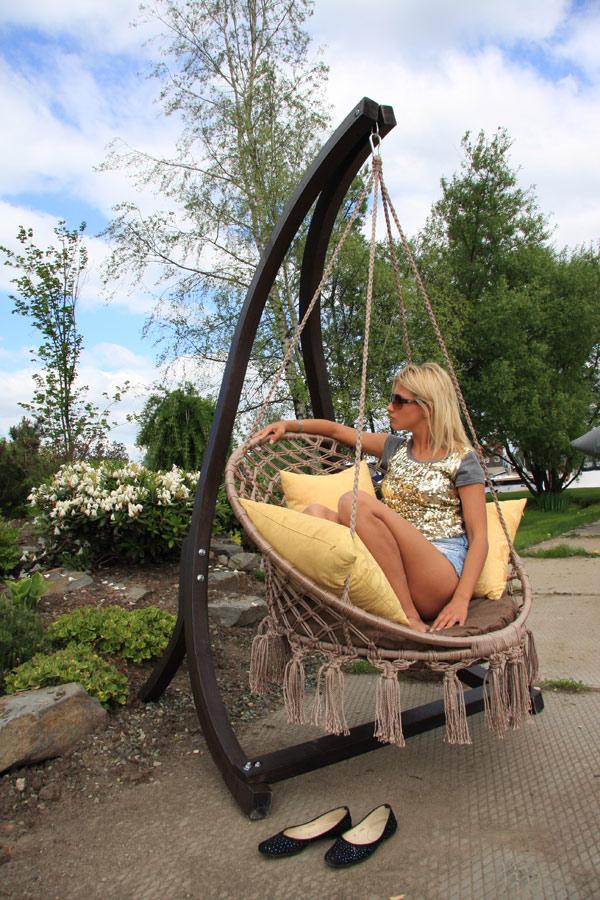 Подвесное кресло-гамак Aruba Hazel