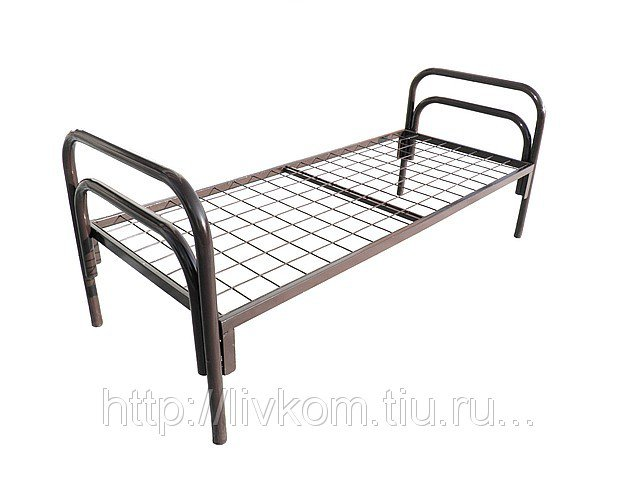 Кровать металлическая 190х70 КС-3 Сетка сварная 50х50 мм