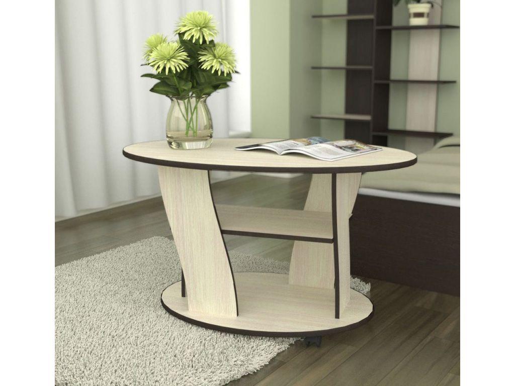 Журнальный столик Волна