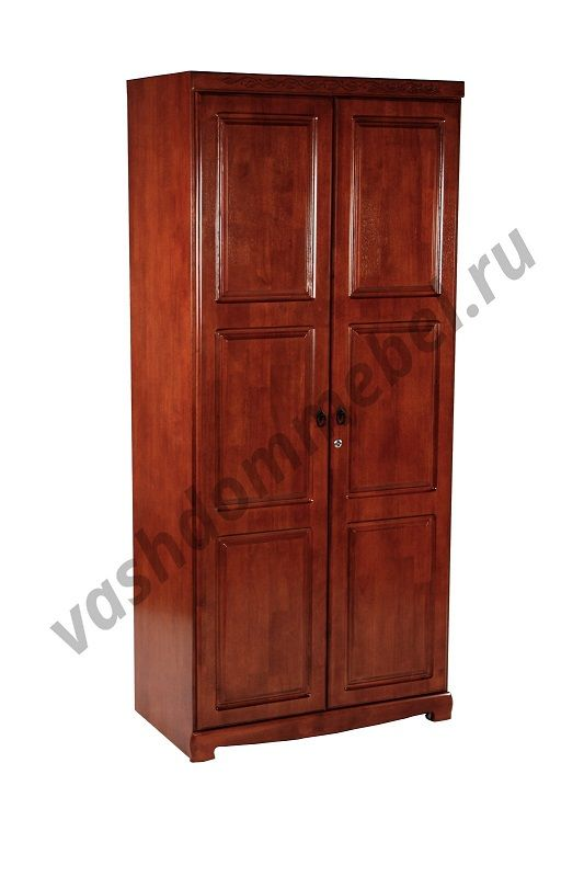"Шкаф ""Агата"" MK-2114-RO двухдверный, массив"