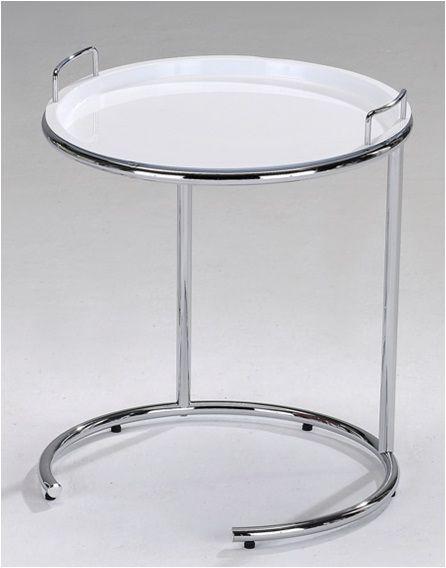 Столик кофейный со съемным подносом SR 0929-WT