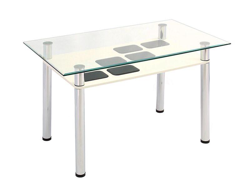 Обеденный стол 3.0 ваниль