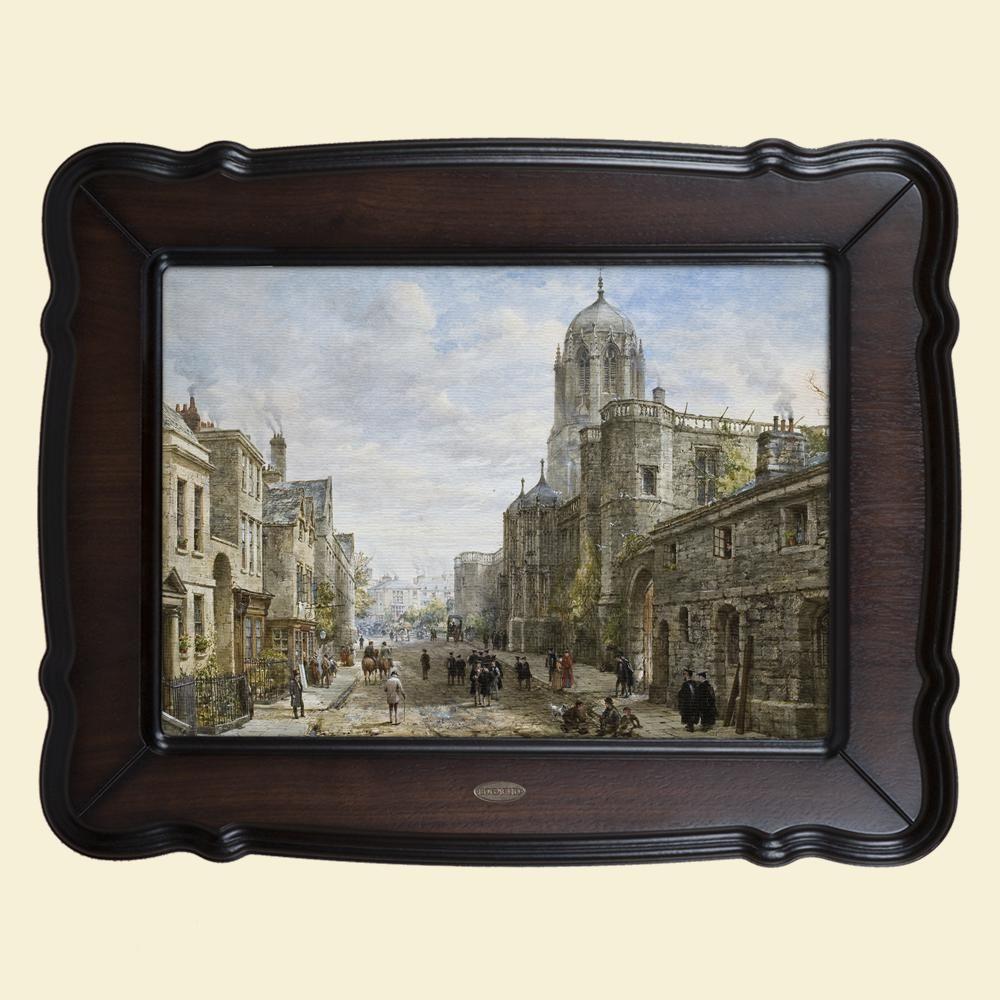 Картина «На улице города»