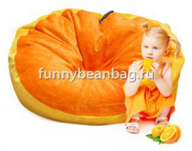 Кресло мешок детское FunnyOrange