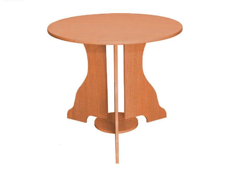 Стол №1 d-850 (ольха)
