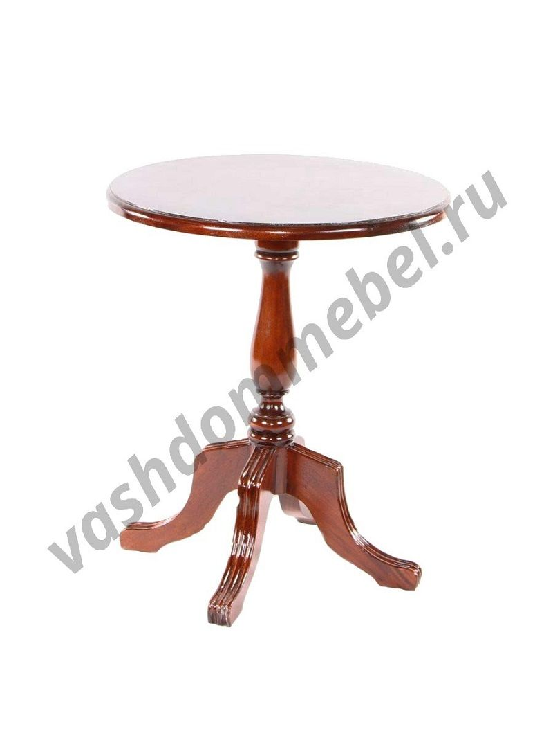 Журнальный столик Daisy table MK-3230-SA (цвет: темная вишня)