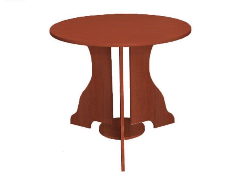 Стол №1 d-850 (итальянский орех)