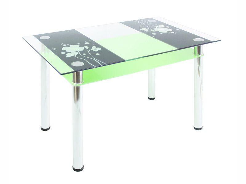 Обеденный стол 3.7 (салатовый)